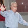 Contractor Joe Soldo dancing; LAZYBONES sessions.